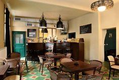 Café Sladkovský is another cool member of the Vršovice alternative bar and cafe community.