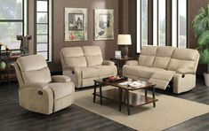 Mayborn Reclining Living Room Set #livingroomsets