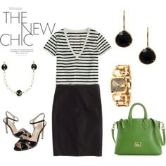 Summer Business Casual, created by snipereve on Polyvore