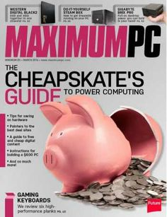 Maximum PC March 2014 magesy.pro