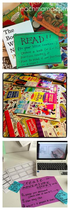 tabletop surprises -- keep kids engaged and excited about learning this summer!