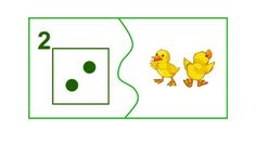 2 Math For Kids, Math Centers, Maths, Farm Animals, Kindergarten, Puzzle, Preschool, Letters, Teaching