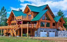 Log Homes Canada®.    http://loghomescanada.com/