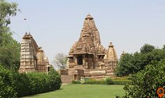 2 Days Private Temples Tour of Khajuraho with Museum and Show