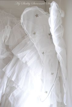 Angel Wings tulle