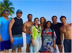 Salman Khan and Iulia Vantur spotted enjoying romantic holidays at Maldives !! see pics