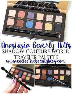 Anastasia Beverly Hills Shadow Couture World Traveler Palette
