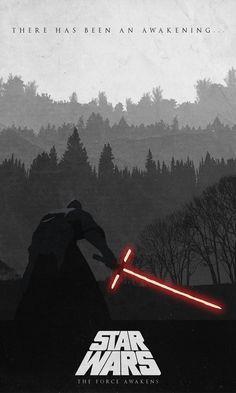 Fan Art Friday: Star Wars VII The Force Awakens by techgnotic on DeviantArt