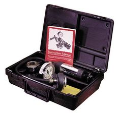 Stant 12270 30 Pound Cooling System And Pressure Cap Tester: Automotive. Cap Test, Best Radiators, Radiator Cap, Relief Valve, Cooling System, Plastic Case, The Ordinary, Cool Stuff