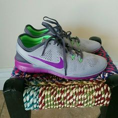 Flash Sale❗Nike Free 5.0 TR Fit 5 Wonderful shoes to get fit while looking stylish. They are ideal for cardio, strength training, and various other workouts.  Brand new and perfect condition! No Trades. Nike Shoes Sneakers