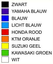 Paddock clog colors