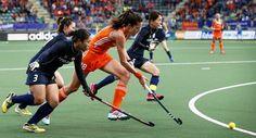 Naomi van As: 'Ontlading'   Wk hockey   Telegraaf.nl