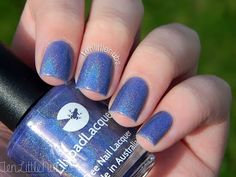 Glam Polish: June What's In-die Box - Reveal! | Lilypad Lacquer - Stretch for the Stars