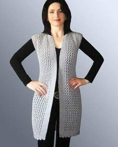 73 Most Popular Women and Baby Knitting Patterns in 2019 - Outfit Trends Crochet Cardigan Pattern, Tunic Pattern, Knit Cardigan, Baby Knitting Patterns, Crochet Woman, Knit Crochet, Diy Crafts Knitting, Plus Populaire, Mantel