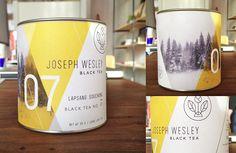 Packaging Mockup by Scott Hill Following