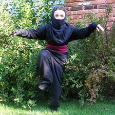 Ninja Costume   Crafts   Spoonful