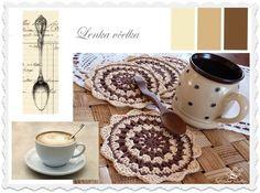 . Knitting, Crochet, Tableware, Kitchen, Dinnerware, Cooking, Tricot, Breien, Tablewares