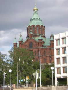Orthodox Church in Helsinki