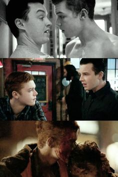this might be my favorite episode of any television show ever Watch Shameless, Shameless Mickey And Ian, Shameless Tv Show, Ian And Mickey, Shameless Memes, Gay Couple, Noel Fisher, Breaking Bad, Dane Dehaan