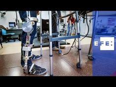 Inteligencia artificial en robots para ayudar a los lesionados medulares