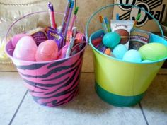 How to build a better Easter basket