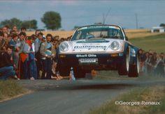 Henri Toivonen, Porsche