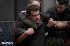 Nothing can stop #Four.  #Allegiant