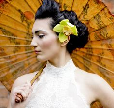 Gorgeous Modern Asia Inspired Bridal Shoot at the Blue Piano - fashion world and fashion show   fashion world and fashion show