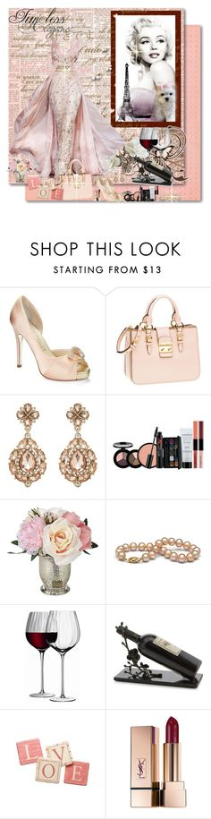 """""""rosangela"""" by lukrosaestilo ❤ liked on Polyvore featuring Avenue, Zuhair Murad, E! Live From The Red Carpet, Miu Miu, Forever New, Smashbox, LSA International, Michael Aram, Pier 1 Imports and Yves Saint Laurent"""