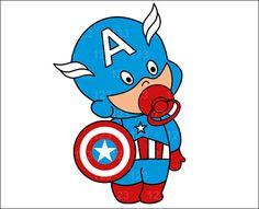 capitan america caricatura - Buscar con Google