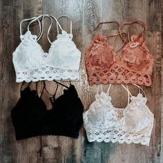 Riley Lace Cross Back Bralette - E Lifestyle Boutique Really Cute Outfits, Cute Summer Outfits, Stylish Outfits, Rodeo Outfits, Girl Outfits, Fashion Outfits, Cute Fashion, Teen Fashion, Womens Fashion