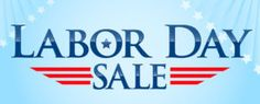 Dont Fall For The SALE! Ads For Labor Day