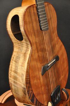 Batson Guitars For sale - The Acoustic Guitar Forum Acoustic Guitar Notes, Custom Acoustic Guitars, Fender Acoustic Guitar, Guitar Art, Custom Guitars, Cool Guitar, Acoustic Guitar For Sale, Bass Guitars, Music Guitar