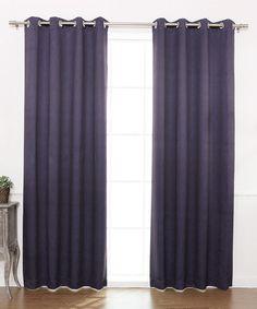 AnnLoren Gray Geometric Heart Tunic U0026 Leggings   Infant. Purple CurtainsAll  ...  Dark Purple Curtains