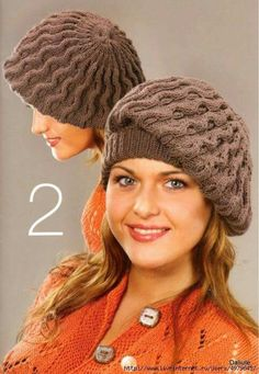Palillos Scarf Hat, Beanie, Knit Crochet, Crochet Hats, Sweater Knitting Patterns, Knitting For Beginners, Hats For Women, Chic Outfits, Headbands