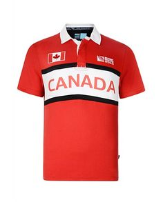 RUGBY WORLD CUP 2015 SHOP - Canada Rugby Jersey