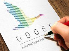 Goose Logo by Pedro Amorim