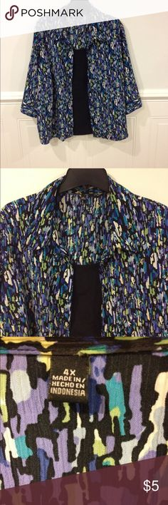 Size 4X Twinset good condition Size 4X Twinset good condition Tops