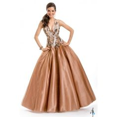 Party Time Prom Collection Gown Style 6049 by Party Time Formals at WatzCatchy.com #Prom2013