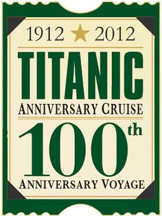 Titanic Memorial Cruise.    Man, if I had the money I'd do this in a heart beat.