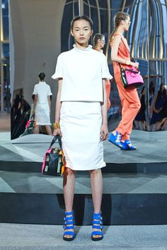Kenzo Resort 2015. See all the best looks here.
