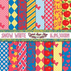 Hey, I found this really awesome Etsy listing at https://www.etsy.com/listing/241440647/snow-white-digital-papers-seamless