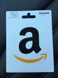 #Coupons #GiftCards $50 Amazon Gift Card. New. FREE SHIPPING! US shipping only #Coupons #GiftCards