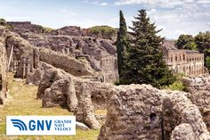 Ruins of #Pompei, #Naples, #Italy. Discover #GNV routes from/to #Napoli here: http://www.gnv.it/en/ferries-destinations/naples-ferries-campania.html
