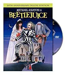 Beetlejuice starring Alec Baldwin, Michael Keaton and Geena Davis on DVD Family Friendly Halloween Movies, Best Halloween Movies, Kid Halloween, Tim Burton, Kid Movies, Scary Movies, Movie Tv, Awesome Movies, Family Movies
