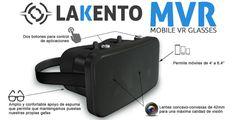 Lakento MVR, os óculos de realidade virtual feitos em Espanha - http://hexamob.com/pt-br/revisao/lakento-mvr-os-oculos-de-realidade-virtual-feitos-em-espanha/