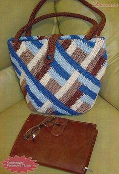 Che ne dite di questa borsa all'uncinetto?    http://www.liveinternet.ru/users/blistyulya/post285154810/