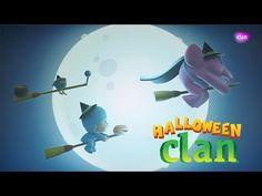 Nueva canción de Clan y Pocoyó: Halloween! - YouTube