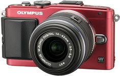 Olympus Pen E-PL6 Red