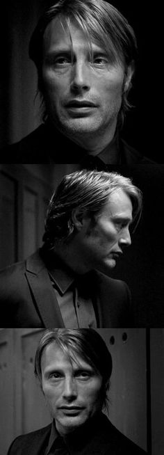 Mads mikkelsen oh man not fair......sexy sexy man